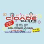Rádio Cidade Itanhaém 104,9FM