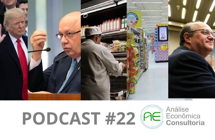Trump, Teori e Nível de Preços - Podcast#22